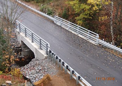 Rehabilitation of Nicholson's Bridge
