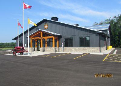 New Killaloe Fire Hall